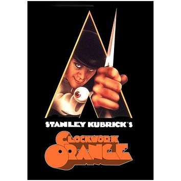 A Clockwork Orange 27x40 Movie Poster (1972)