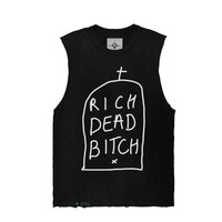KULT Clothing — RICH DEAD BITCH TANK