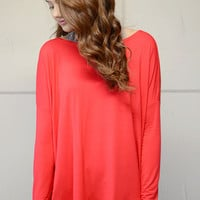 Piko 1988 Long Sleeve - Red