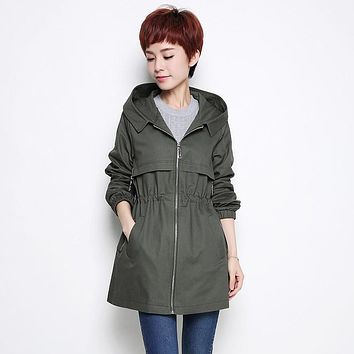 2017 Spring middle-aged women's  fat sister large size wedding temperament mother installed a long section of thin coat jacket