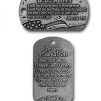U.S. Army Dog Tag Necklace