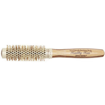 Healthy Hair Eco-Friendly Bamboo Ceramic Ionic Thermal Brush