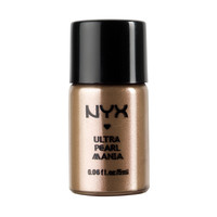 NYX - Loose Pearl Eye Shadow - Mocha - LP20