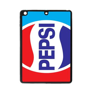 Pepsi Red Blue iPad Air Case