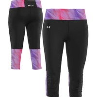 Under Armour Women's Fly By Run Capri - Dick's Sporting Goods