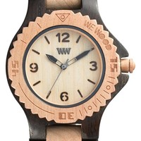 WeWOOD 'Kale' Wood Bracelet Watch, 42mm
