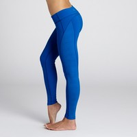 Side Panel Striped Long Legging