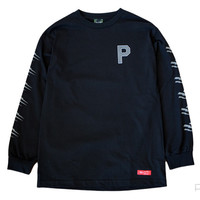 Purist — Bolts Longsleeve - Black