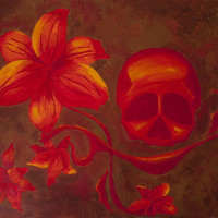 Death of Summer Painting by Minaxus Production Studio - Death of Summer Fine Art Prints and Posters for Sale