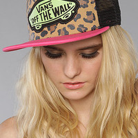 The Jesse Jo for Vans Cheetah Trucker Hat