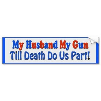 Pro Gun Alerts Bumper Stickers from Zazzle.com