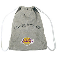 Los Angeles Lakers NBA Hoodie Clinch Bag