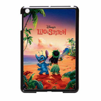 Lilo And Stitch iPad Mini Case
