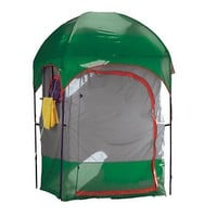Deluxe Camp Shower Shelter Family Gear Supplies Equipment Accessories Toilet