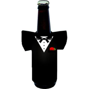 GIFTS FOR GROOMSMEN-Personalized Koozies-Great Gifts for the Wedding Party-Great Christmas Gifts