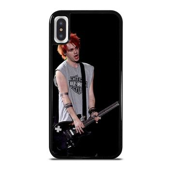 MICHAEL CLIFFORD 5SOS FIVE SECONDS OF SUMMER iPhone X Case Cover