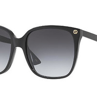 Gucci GG0022S Sunglasses | Sunglass Hut