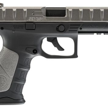 BERETTA APX CO2 BLOWBACK AIRSOFT PISTOL, TWO-TONE