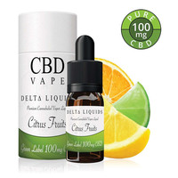 Citrus Fruits CBD E-Liquid (CBD Green Label)