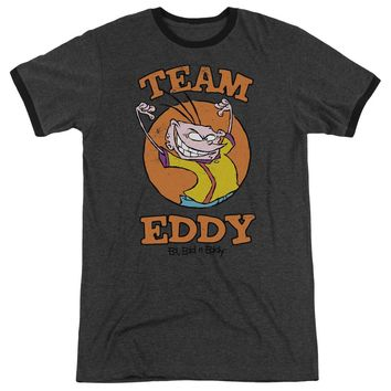 Ed Edd N Eddy - Team Eddy Adult Heather