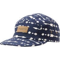 Obey Pacifica Navy 5 Panel Hat