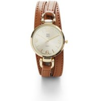 Wrap-Around Strap Watch - New York & Company