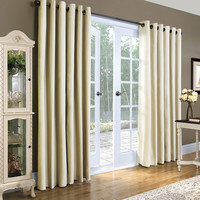 The Thermal Blockout Curtains - Hammacher Schlemmer