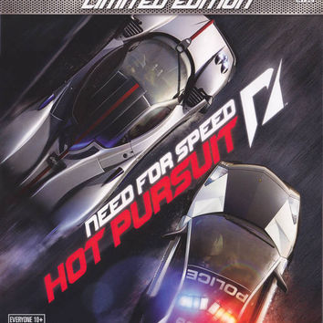 Need For Speed: Hot Pursuit Limited Edition - Xbox 360 (Game Only)