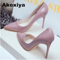 Women's Pointed High Heels