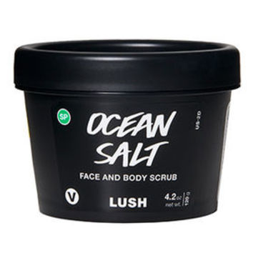 Ocean Salt Self-preserving Face and Body Scrub