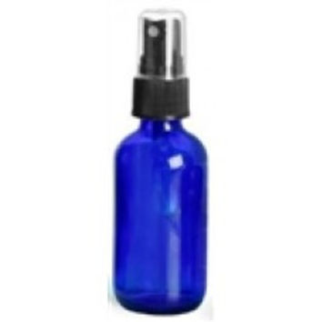 2 oz. Cobalt Blue Glass Mister Bottle