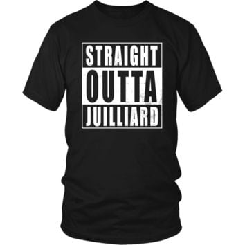 Straight Outta Juilliard