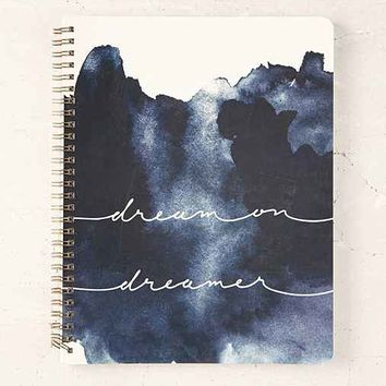 Dream On Dreamer Notebook