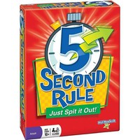 5 Second Rule - Tabletop Haven