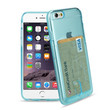 TPU Wallet Case For Iphone 6 4.7inch Clear Colors