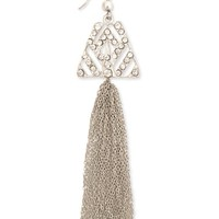 Z Designs Art Deco Tassel Earrings