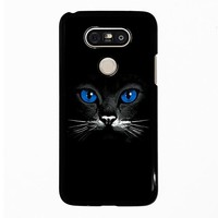 BLACK CAT FACE LG G5 Case Cover