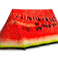 WHAT A MELON TENT by Fieldcandy
