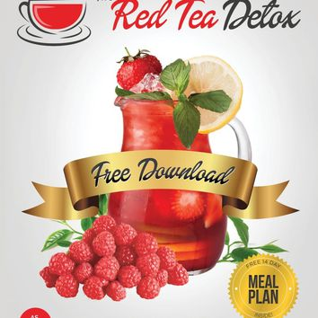 Lose Weight With Red Detox Tea ☕️