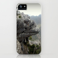 Jaws of Death iPhone Case by Chris Chalk | Society6