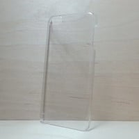 ipod touch 5 hard plastic case - Clear