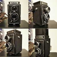 1940s Germany vintage Camera, Reflekta TLR