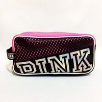 PINK Victoria's Secret Print Wallet Purse