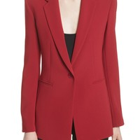 Theory Admiral Crepe Power Jacket | Nordstrom