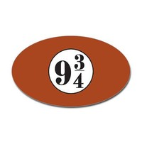 Platform 9 3/4 Decal by 9and34- 171080005