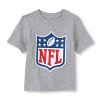 Short Sleeve NFL Shield Graphic Tee
