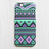 Pink and Turquoise Green Aztec iPhone 6s 6 iPhone 6 plus Case Ethnic iPhone 5 iPhone 5C iPhone 4 Case Tribal Galaxy S6 edge S6 S5 Case 074 - Edit Listing - Etsy