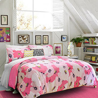 Teen Vogue Bedding, Poppy Dreams Comforter Sets - Bed in a Bag - Bed & Bath - Macy's
