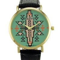 Women's Southwestern Dial Watch