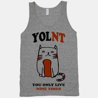 YOLNT You Only Live Nine Times (Tank)